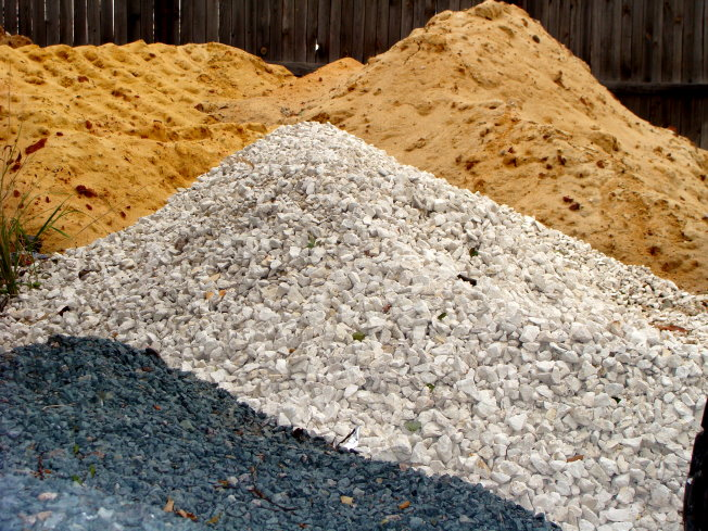 щебень песок с доставкой