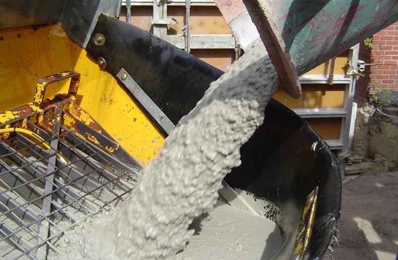 бетон доставка