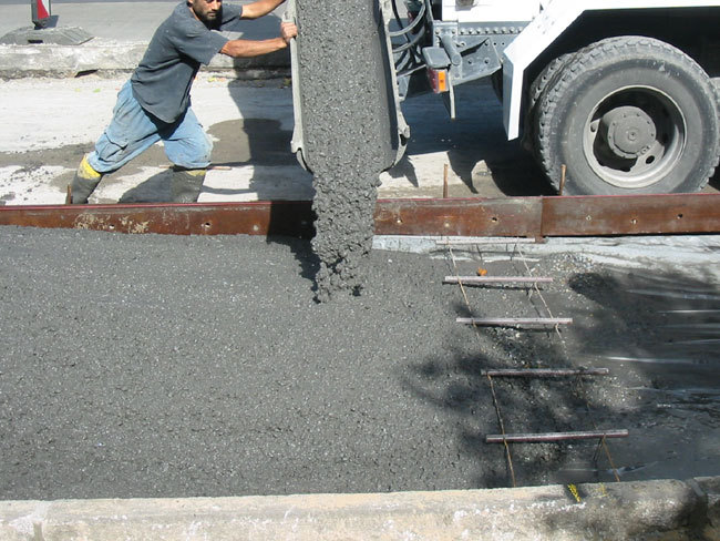 бетон цена