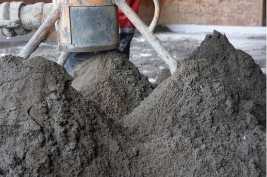 цемент бетон