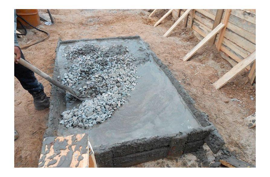 бетона на 1м3