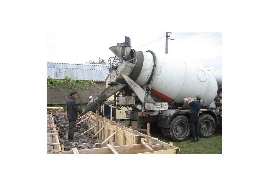 Особенности доставки бетона в Воскресенск
