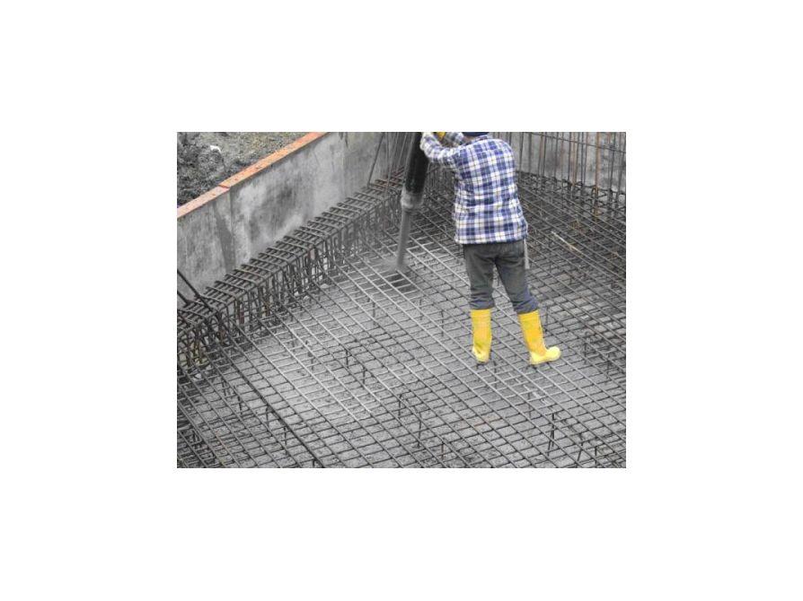 Использование бетонной смеси в зимнее время